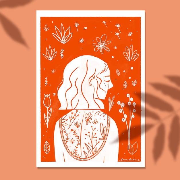 Flower Girl 01