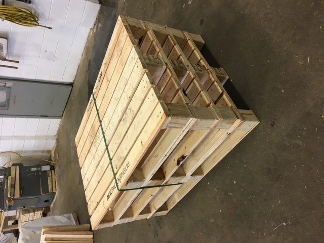 Pallets built to your specs!