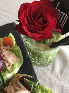 detox - gourmet restaurant - farrys boutique hotel