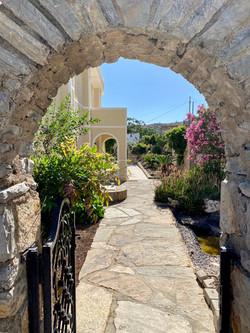 the farrys boutique hotel - garden
