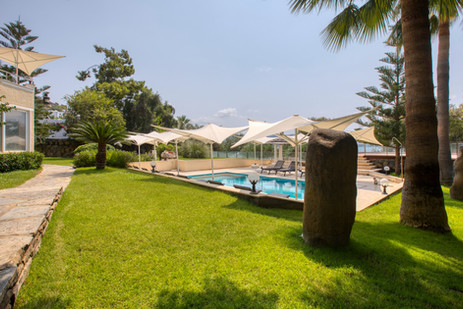 pool - the farrys boutique hotel