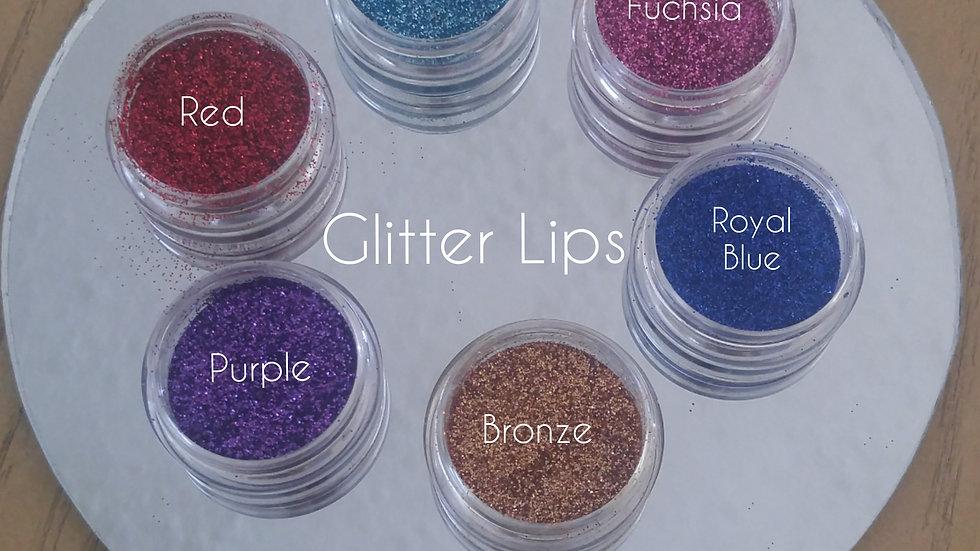 Glitter Lip Kits
