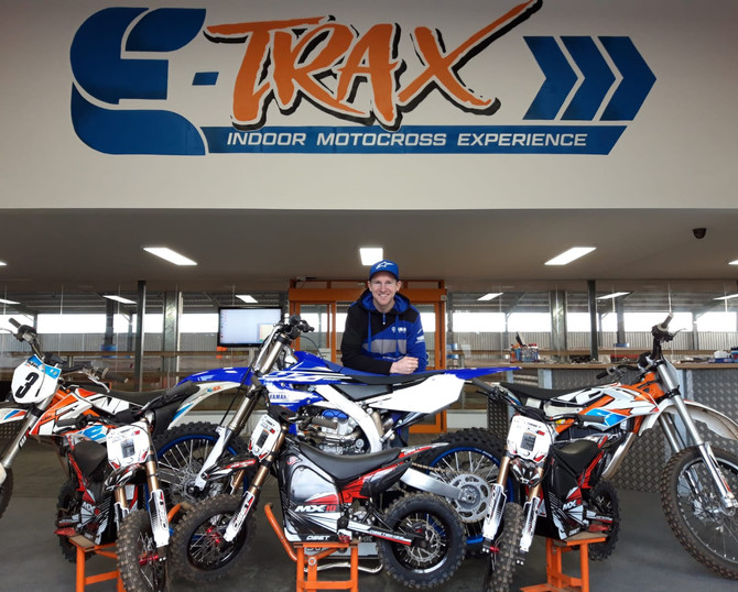 E-Trax Training Academy with Martin Barr!