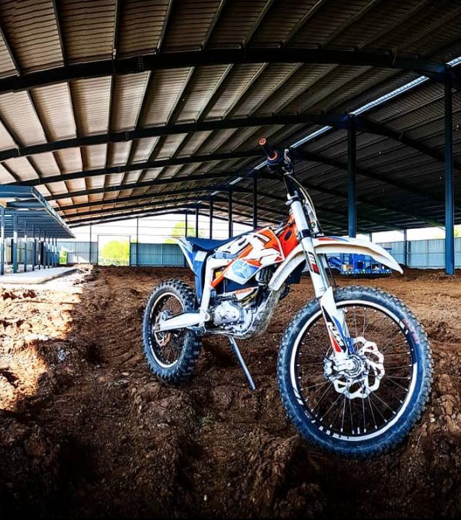 KTM ebike at E-Trax