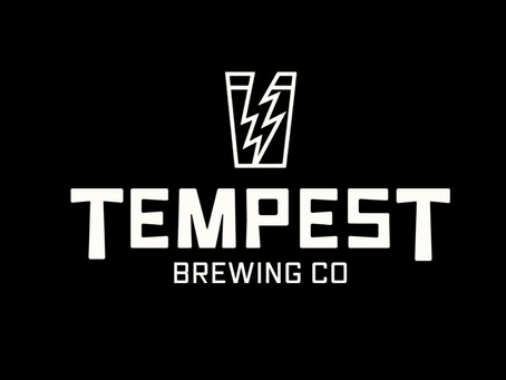 Welcome to the party Tempest Brewery!