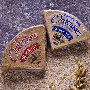 Oatcakes - the perfect race snack