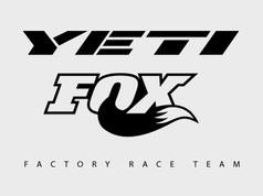 Yeti Fox Factory Race Team