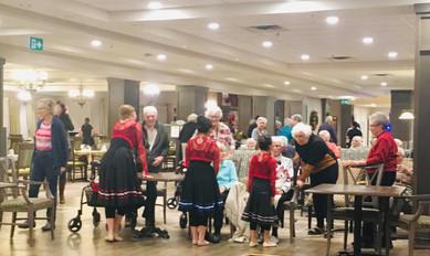 Seasons Retirement Community, Milton