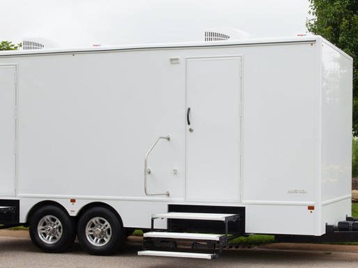 Top 6 Things To consider When renting a mobile restroom trailer