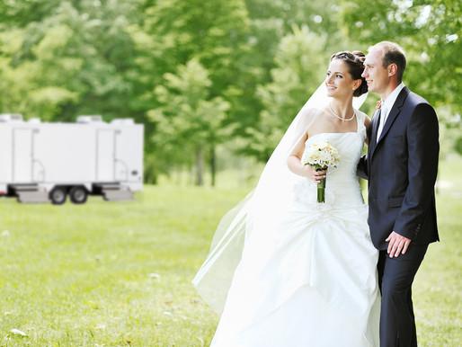 A Guide to Wedding Restroom Rentals