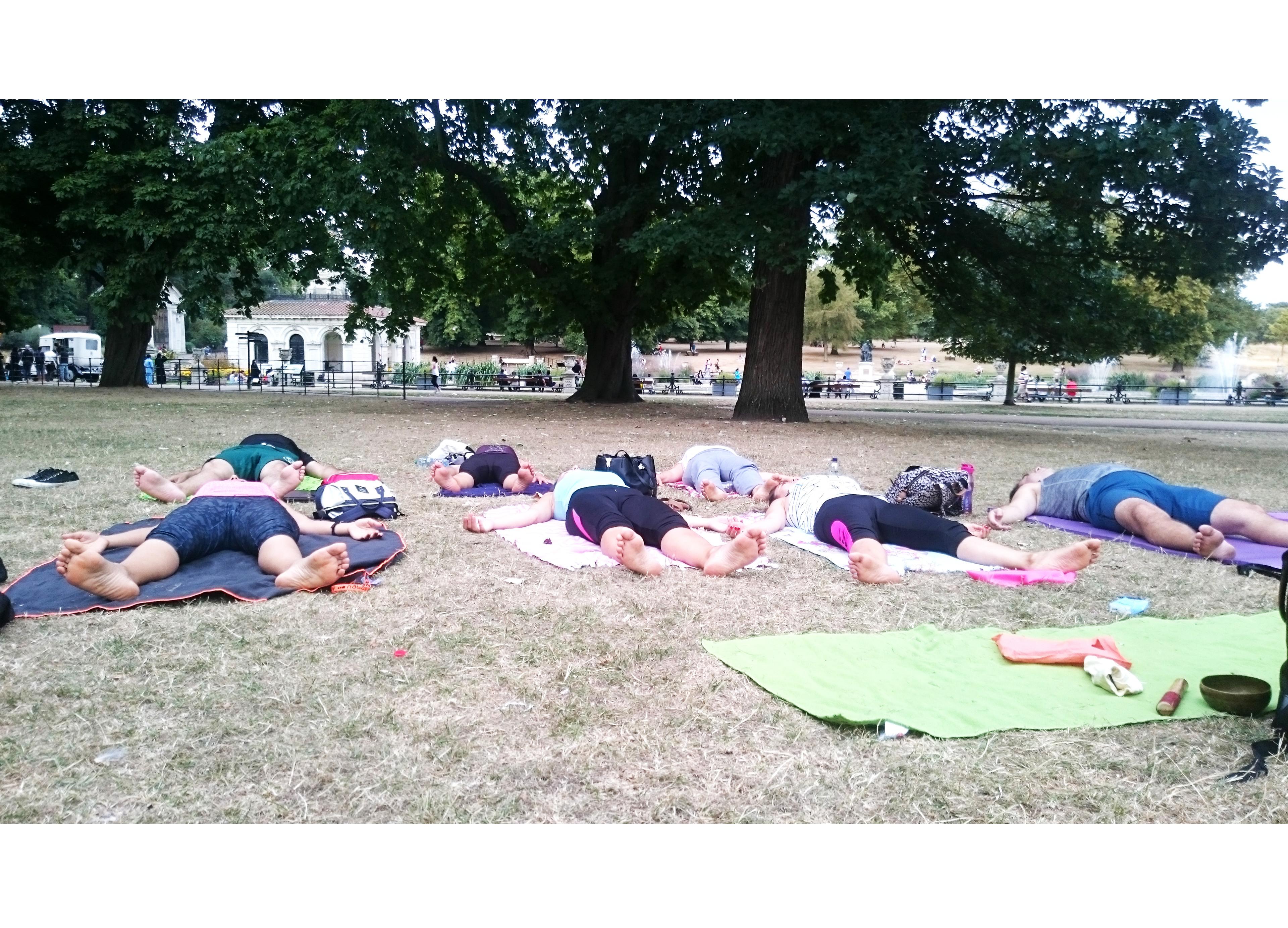 Türkçe Yoga (Yoga in Turkish)