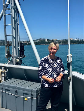 Sally at sea with the Navy.jpg