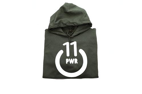Classic 11Power Hoodie (Reflective)