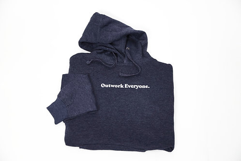 Outwork Everyone. Hoodie (Reflective)
