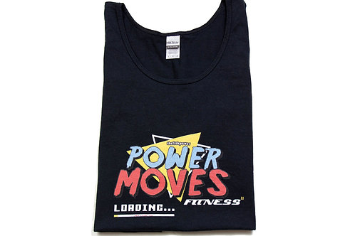 11PWR Fitness Power Moves Tank Top