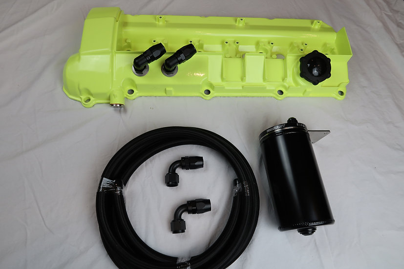 E36 catch can kit