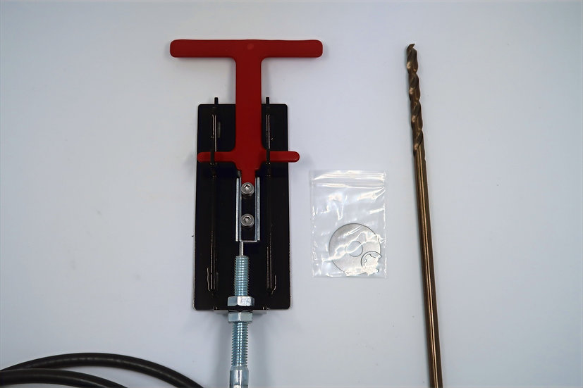 manual DCT parking lock