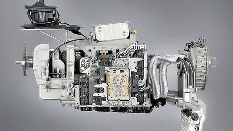 BMW 7 speed DCT Standalone ecu