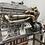 TIG welded BMW turbo manifold