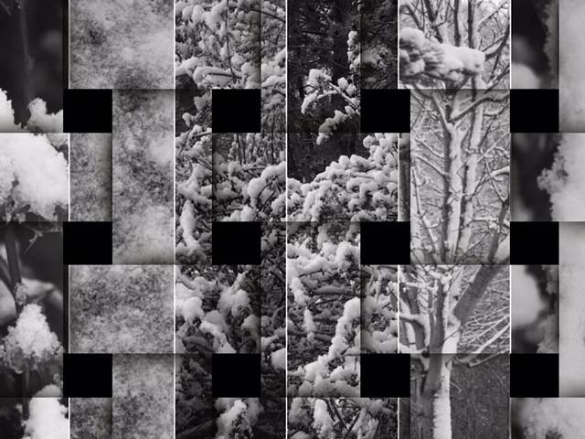 'Snowy Days' by Sharon Austin (8 marks)