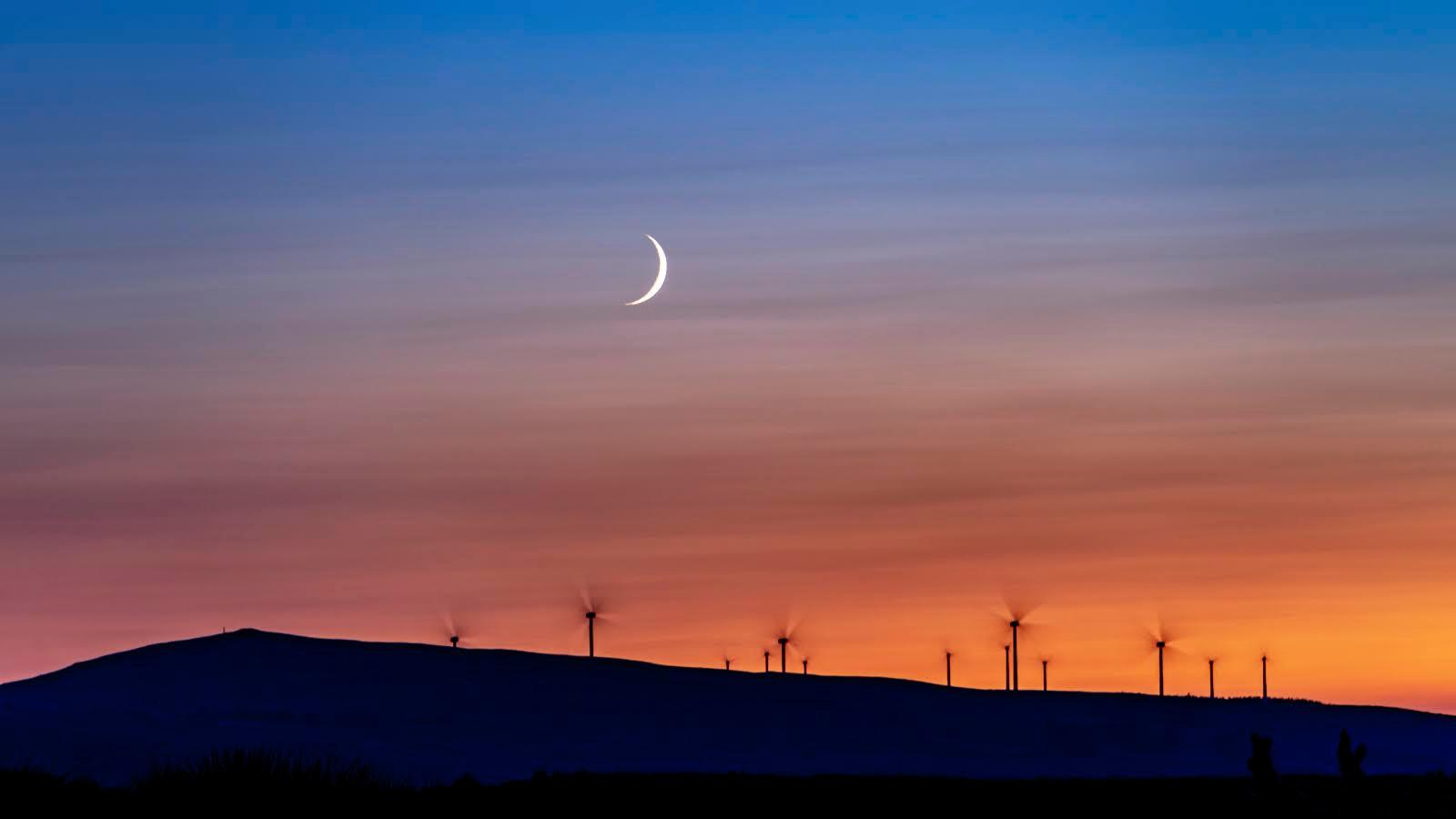 'Moon Power' by Mark Gywnne  ( 11 marks )