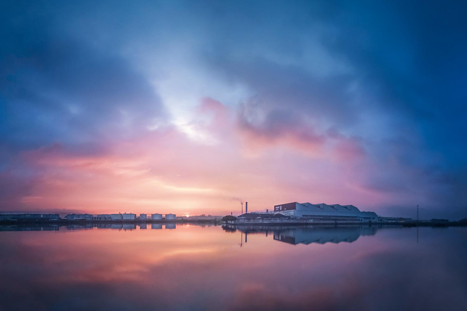 PDI - A Still Morning  by Eddie Spence  (9 marks)