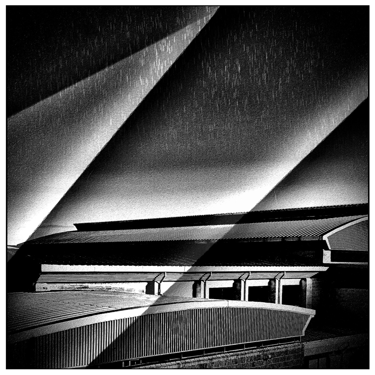 MONO - A Roof At Your Leisure by Grahame Morrison (13 marks)