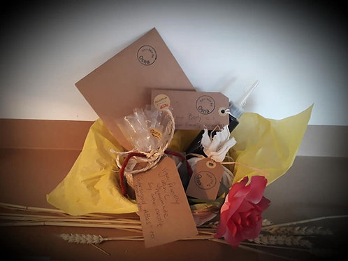 Pamper packs available- various prices