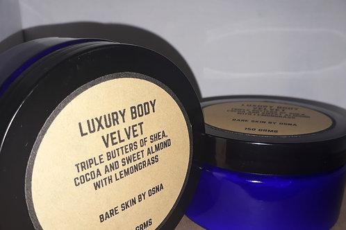 Luxury Velvet Body Butter Cream 200g