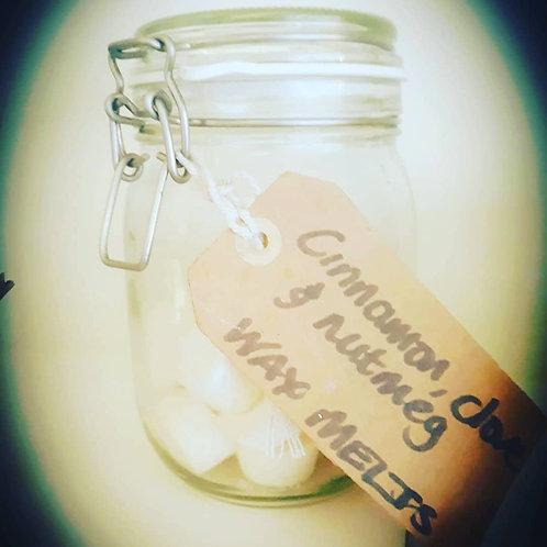 Luxury Soya Wax Melt with Cinnamon, Clove and Nutmeg