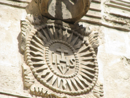 jesuit-church-cagliari-sardinia-ihs