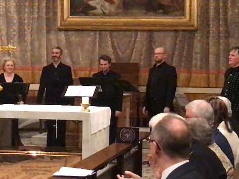 Cappella Fede directed by Peter Leech