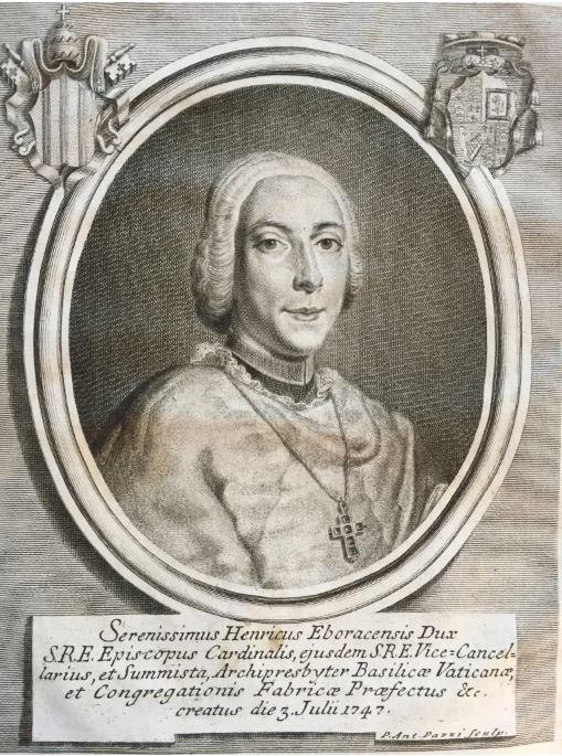 Image of Cardinal Henry
