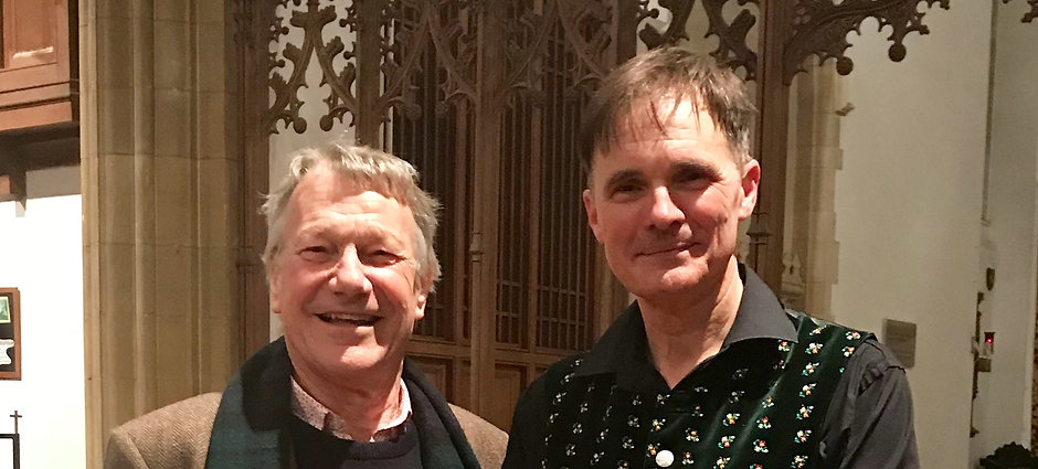 Nigel Perrin & Peter Leech