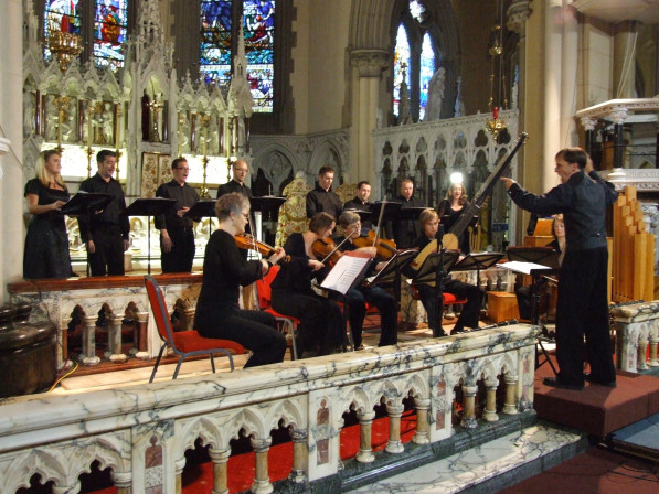 Cappella Fede at St Francis Xavier's Church, Liverpool