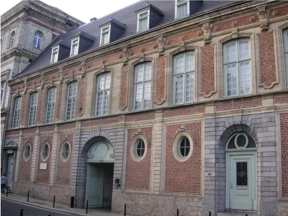 Jesuit college, Valenciennes © Peter Leech, 2013