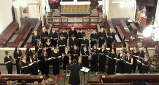Cardiff University Chamber Choir