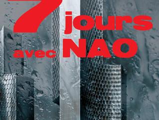 7 jours avec Nao, le trailer est en ligne...