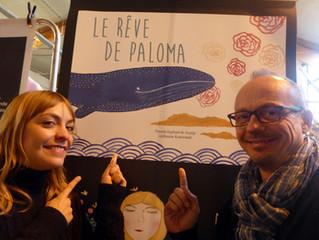 Le rêve de Paloma est arrivé !