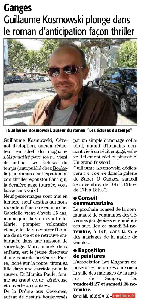 Midi-Libre 24/11/2015