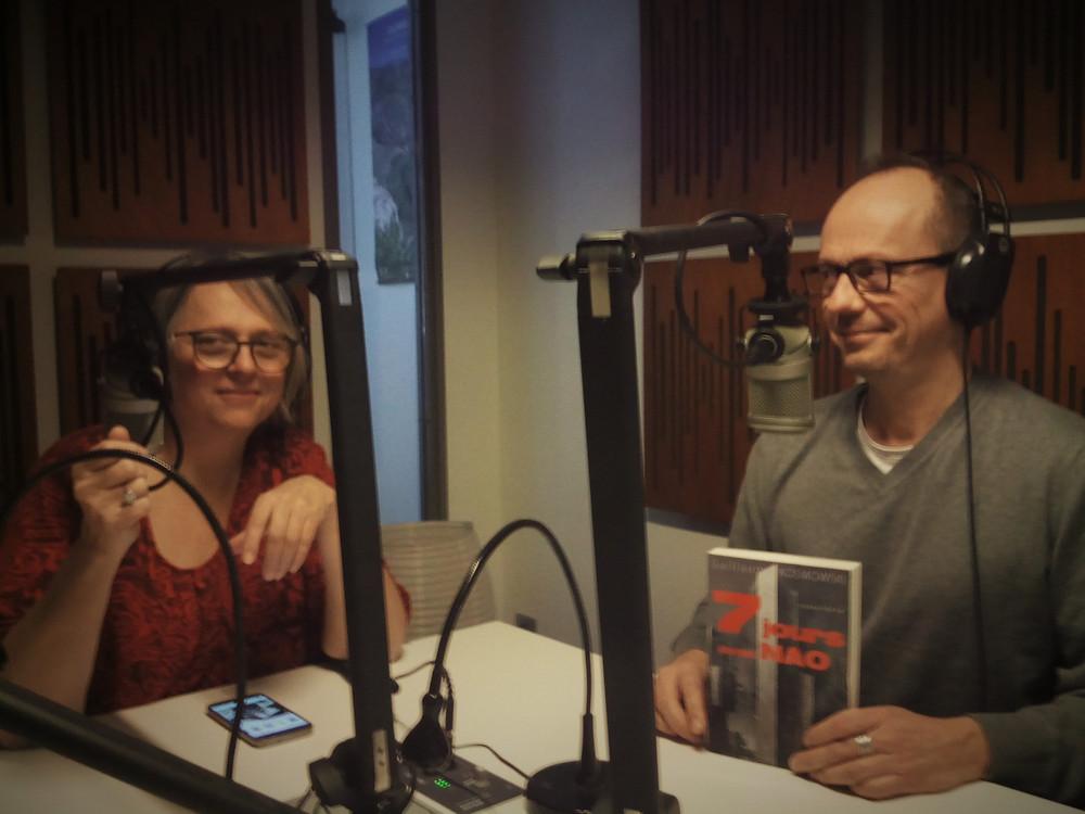 7 jours avec Nao sur FM plus avec Nathalie Boully.