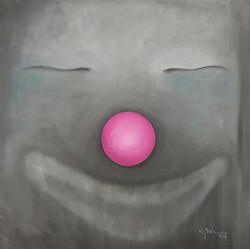 A Smiling Clown