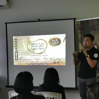 MWAS coffee art prelaunch event 13