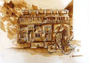 CA020 - Penang Heritage Shophouses