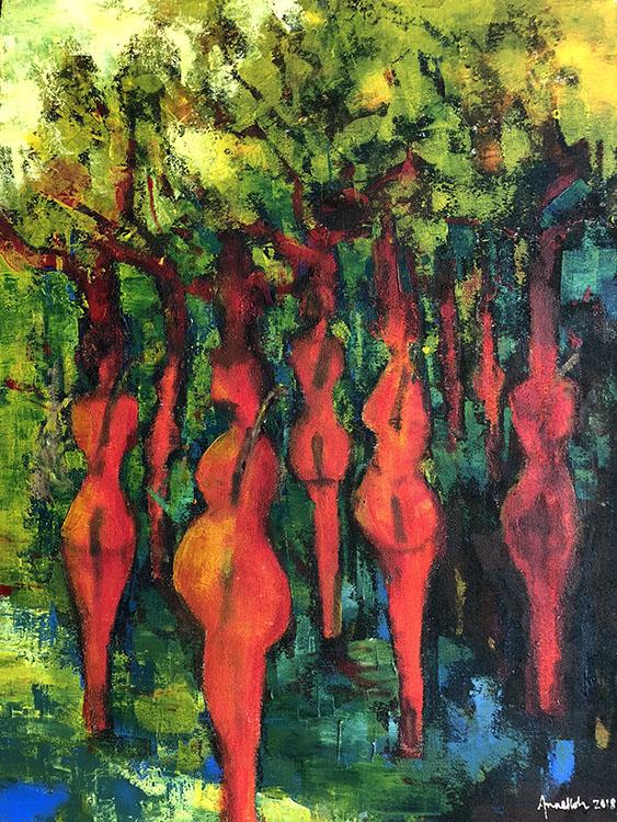 Silent Woods Dvorak (s)