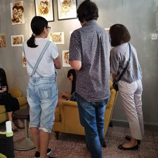 MWAS coffee art prelaunch event 02