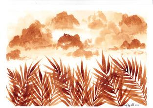 CA045 - Palm oil view