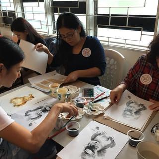 MWAS coffee art prelaunch event 15