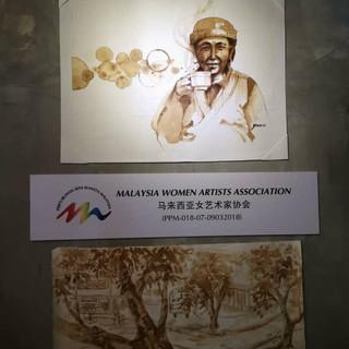 MWAS coffee art prelaunch event 16