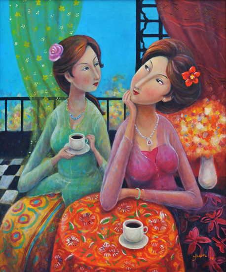 Coffee Time (Yuen Chee Ling)